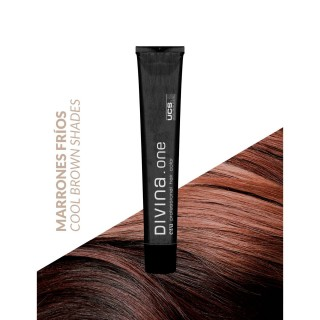 Divina.One Cool Browns Eva Professional Hair Care
