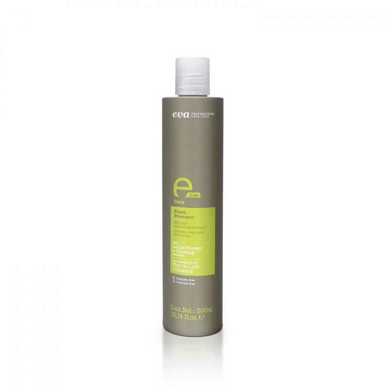 e-line Fresh Shampoo 300ml Eva Professional Hair Care