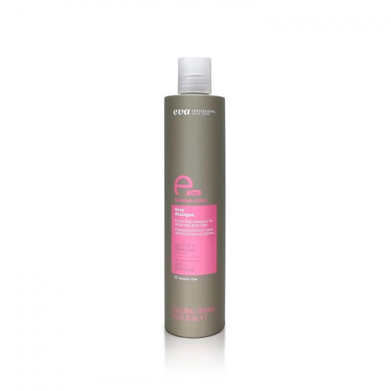 e-line Grey Shampoo 300ml Eva Professional Hair Care