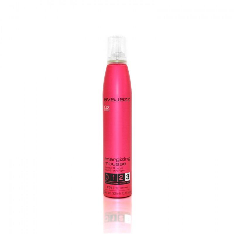 Energizing Mousse Eva Professional Hair Care