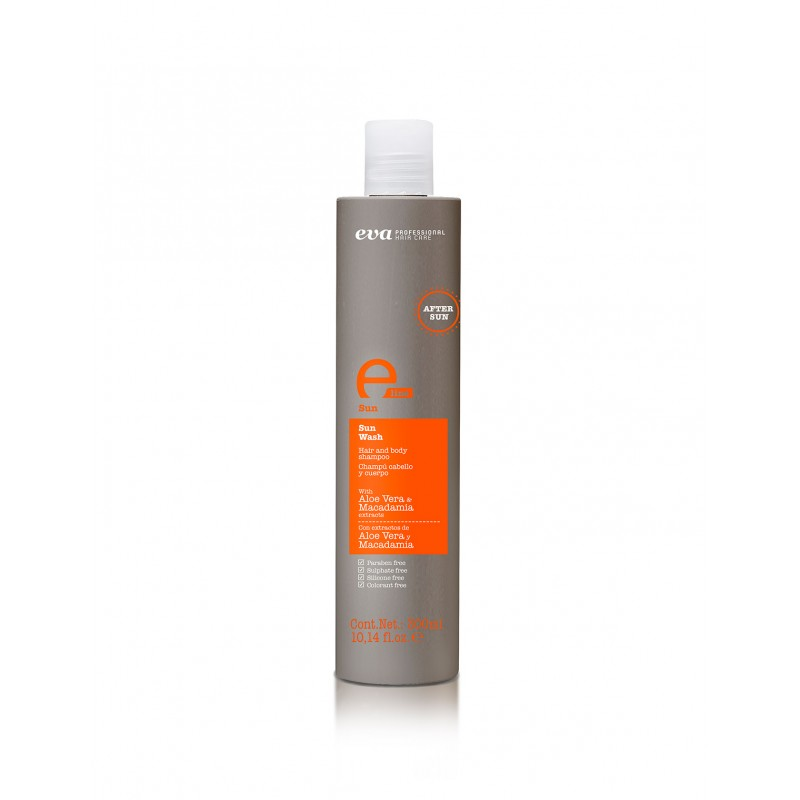 e-line Sun Wash Eva Professional Hair Care