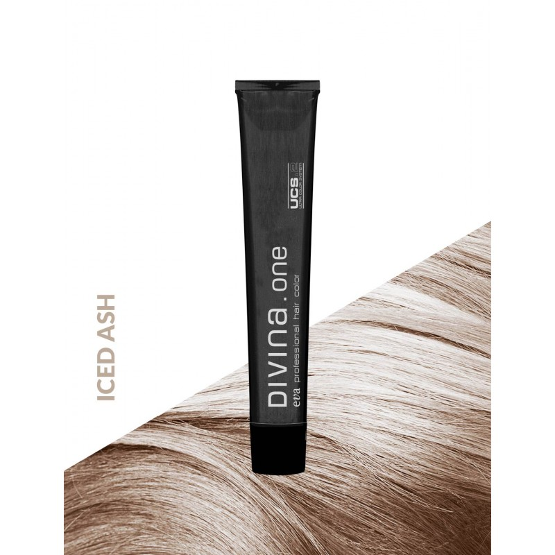 Divina.One 9.1+ Iced Ash Collection Eva Professional Hair Care