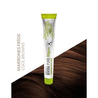Divina.Pure.Vegan Cool Browns Eva Professional Hair Care