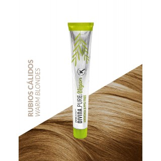 Divina.Pure.Vegan Warm Blondes Eva Professional Hair Care